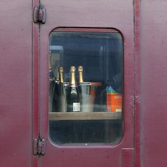 Steamy Fizz (ianwyliephoto) Tags: york pacific pullman a1 kingscross tornado steamengine steamtrain steamdreams 60163 67005 thecathedralsexpress queensmessenger