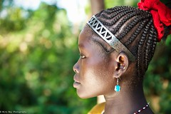 Ethiopian girl (shokokoart) Tags: africa trip travel portrait people woman black art colors beautiful beauty digital pose outside outdoors expression traditional culture naturallight tribal portraiture tribes afrika omovalley colourful tradition tribe ethnic rite tribo afrique ethnology tribu omo eastafrica thiopien etiopia ethiopie etiopa  abisinia etiopija ethnie ethiopi  etiopien etipia  etiyopya          hornofafrica