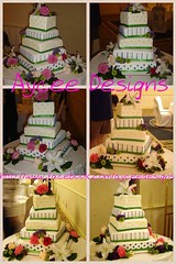 Floral Wedding (Aycee Designs) Tags: collage photos edit animate picture2life