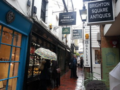 The Lanes (PD3.) Tags: uk england art shop shopping sussex brighton gallery hove jewellery shops antiques lanes jewellers