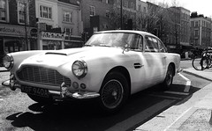 Fancy a ride (mista skee) Tags: car martin nottinghill aston db5