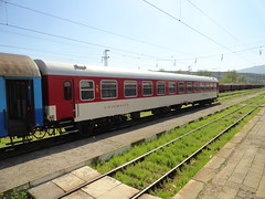 The last car of 20111 (Evelin Iliev) Tags: train montana transport traction trains bulgaria railways bulgarian mezdra bdz
