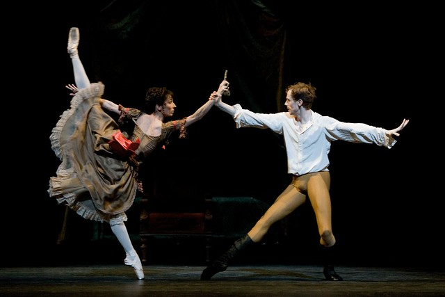 Mara Galeazzi and Edward Watson in Mayerling © ROH/Johan Persson, 2005