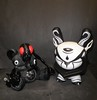 Digested & the Hunted (mikaplexus) Tags: bear red bw favorite white black eye art alex toy toys blackwhite eyes teddy designer bears kidrobot wicked teddybear collectible limited rare limitededition collectibles dunny arttoy pardee digested designertoys hunted arttoys 214 toy2r alexpardee thehunted dunnys designervinyl ireallylike i3toys colus havenga i3dunnys thedigested