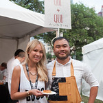 Paul Qui at Taste Of Texas