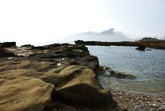 Encantada Dragonera - SantElm (Eclptica) Tags: sea landscape island rocks pentax paisaje hazy mallorca isla km dragonera santelm seasite eclptica flickrandroidapp:filter=none