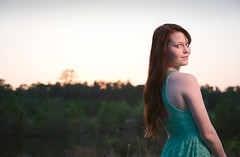 Rhiannon (Jamie M. / jcm-photo.com) Tags: sunset portrait senior texas longview mcnally 70200 softbox rhiannon lastolite strobist nikond600 lumopro