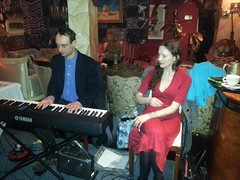 Live Jazz Duo featuring Vocalist and Piano (Jazz For Hire London) Tags: london restaurant duo piano jazz singer vocals shezan knightsbrige jazzforhire jazzforhirecouk