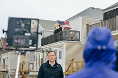 Willie Geist - Morning Joe \ Today (Morning Joe show) Tags: new york morning nikon sandy d800 rockaways vsco