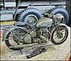 BSA (Flicktone) Tags: bsam20 armybsam20 classicarmymotorcycle solobsam20