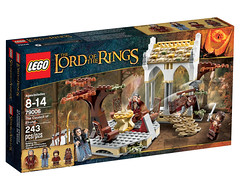 LEGO The Lord of the Rings 79006 - The Concil of Elrond - BoxArt (THE BRICK TIME Team) Tags: brick lego lord lotr rings herr hdr ringe