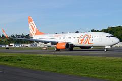 GOL PR-GXD (Drewski2112) Tags: seattle county field airport king international boeing gol 737 737800 bfi kbfi b738 prgxd