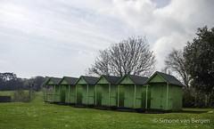 "Isle of Wight - Green Huts • <a style=""font-size:0.8em;"" href=""http://www.flickr.com/photos/44019124@N04/8704234793/"" target=""_blank"">View on Flickr</a>"
