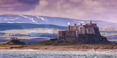 lindisfarne castle (Mike Clark 100) Tags: castle island holy lindisfarne