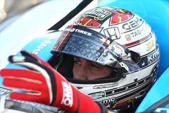 Graham Rahal prepares for practice (IndyCar Series) Tags: grahamrahal exposure1200 saopauloindy300 cameracanoneos1dmarkiv meteringmode5 fnumber6310 isospeedrating250 rahallettermanlaniganracing focallength3001