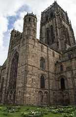 Durham Cathedral (dankellys) Tags: building church cathedral graves holy arcitecture