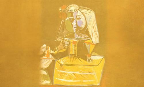 """Meninas, iconósfera de Diego Velazquez (1656), estudio de Francisco de Goya y Lucientes (1778), paráfrasis y versiones Pablo Picasso (1957). • <a style=""""font-size:0.8em;"""" href=""""http://www.flickr.com/photos/30735181@N00/8747983736/"""" target=""""_blank"""">View on Flickr</a>"""