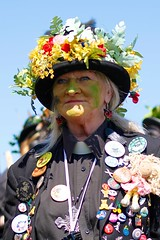 Clerical Error (McShug) Tags: green canon jack sussex may 7d hastings morris drummers bogie pagan jackinthegreen