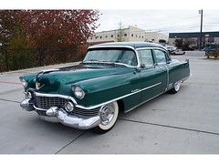 1954 Cadillac Fleetwood 60 Special Sedan (Hipo 50's Maniac) Tags: door sedan 4 1954 cadillac special 60 sixty fleetwood 4door