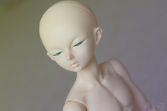 He does look like an alien lol (pokori) Tags: boy marcia dreaming bjd mnf