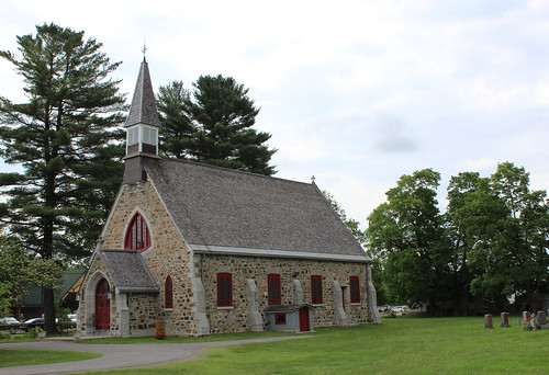Christ Church Anglican in Rawdon, Qc