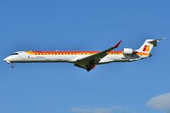 Canadair/Bombardier CRJ-1000 Air Nostrum (ANE) EC-LJT - MSN 19005 (Luccio.errera) Tags: air msn tls ane nostrum 19005 crj1000 canadairbombardier ecljt
