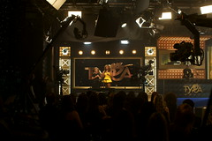 Tyra Banks at HSN (sergio_leenen) Tags: camera home television set shopping studio live air icon pro production network behind lit sales cpr audio scenes banks complete resources tyra on the hsn
