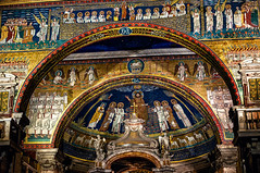 """Basilica di Santa Prassede • <a style=""""font-size:0.8em;"""" href=""""http://www.flickr.com/photos/89679026@N00/15649977328/"""" target=""""_blank"""">View on Flickr</a>"""