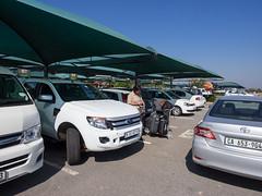 Carpark at Kruger Mpumalanga International Airport (jaffles) Tags: nature southafrica nationalpark wildlife natur np südafrika kruger krugernp