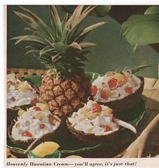 Better Homes and Gardens, Pineapple Dessert 1960 (1950sUnlimited) Tags: food desserts 1960s recipes cookbooks midcentury foodpreparation betterhomesandgardens