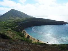 Hanauma Bay Hike (jenesizzle) Tags: oahu hawaii island paradise outdoors landscape hiking hanaumabay kokohead ocean beach
