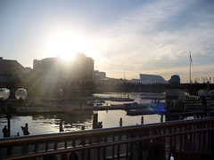 Darling Harbour (Summer Skyes 11) Tags: darlingharbour harbour sydney australia evening city