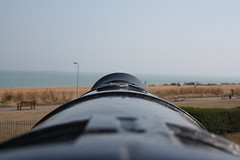 Cannon Sights (Dark Dwarf) Tags: holiday august 2016 kent deal castle cannon sights