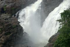 Twin Falls (VinayakH) Tags: gaganchukkifalls shivanasamudram karnataka india kaveririver river waterfalls chamarajanagar