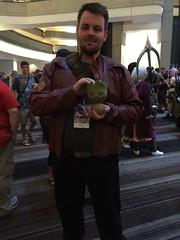 Star Lord and Groot (marakma) Tags: groot starlord gotg guardiansofthegalaxy cosplay dragoncon2016
