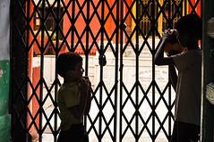 Playin' in the street (PiccolaSayuri) Tags: benares varanasi hindu india children play street rajasthan haryana uttarpradesh madhyapradesh delhi mandawa bikaner jaisalmer jodhpur udaipur jaipur agra fathpursikri gwalior orchha khajuraho incredibleindia temples forts colours people faces