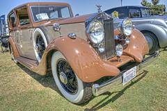 1937 Rolls-Royce 25/30 Limousine (dmentd) Tags: 1937 rollsroyce 2530 limousine