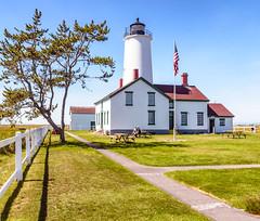New Dungeness Light Station (garshna) Tags: lighthouse newdungenesslightstation washingtonstate