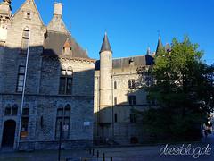 Gent Burg Schloss von Gerhard dem Teufel duesiblog 02 (duesiblog.de) Tags: gent ghent schloss gerhard der teufel geeraard duivelsteen travel reiseblog travelblog belgien belgium