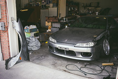 A Little Dab Will Do You (Centru) Tags: 7thcentru sony a7 35mm zeiss nissan silvia specs s15 jdm lowered stance camber slammedenuff cambergang stancenation stanceworks 326power speedhunters drivetastefully loweredlifestyle canibeat weds brazerias japanese classic