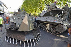 _DSC5784 (Piriac_) Tags: char chars tank tanks tanksintown mons asaltochar charassault charangriff  commemoration batailledemons liberationdemons