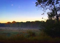 Fog Burnoff: Mendham, NJ (Christian Montone) Tags: landscape montone christianmontone nature autumn fall newjersey