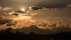 Ben Lomond sunset (rstewartb) Tags: other publishing toflickr landscape scottishhills nature people rjns benlomond environment greatbritain scotland places photographer