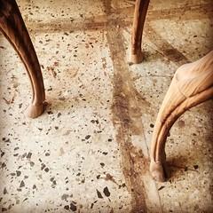 #wood #carve #leg #iphone (Tryfon Tobias Pliatsikouris) Tags: wood carve leg iphone