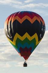 DSC_0158 (Michael P Bartlett) Tags: balloons hotairballoons adirondacks adirondackballoonfestival2016 sky clouds