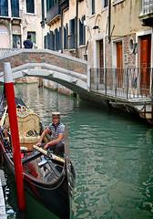 IMG_9095 (bob_rmg) Tags: cruise thomson celebration venice canal gondola gondolier