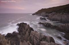 Morte Point, North Devon (Daryl 1988) Tags: mortepoint mortehoe wollacombe southwest northdevon devon uk england nikon d2xs longexpsoure rocks sea coast seascape landscape wideangle sunrise alanticocean ocean sky cloud colour
