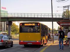 "Solaris Urbino 8.9LE, #9228, ""Mobilis"" Mociska Dept Warsaw (transport131) Tags: bus autobus mobilis ztm warszawa warsaw solaris urbino"