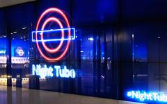 La linea notturna della Tube porta a nuovi investimenti (ViaggioRoutard) Tags: londra tube investimenti