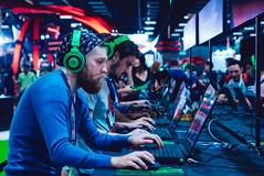 BGS 2016 (Ricardo::Barbosa) Tags: nvidia bgs 2016 game gaming ricardo barbosa evga razer headset evento event